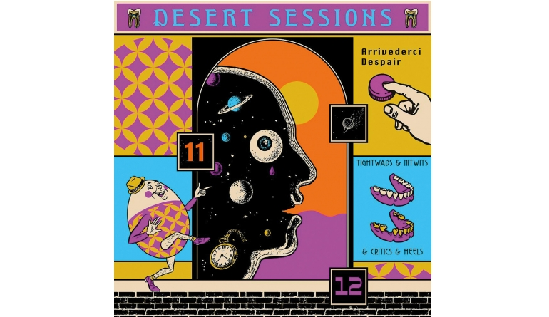 Download Desert Sessions - Vols. 11 & 12 (Matador) im Test, Bild 1