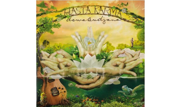 Schallplatte Dewa Budjana - Hasta Karma (Moonjune Records) im Test, Bild 1
