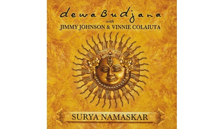 Schallplatte Dewa Budjana - Surya Namanskar (Moonjune Records) im Test, Bild 1