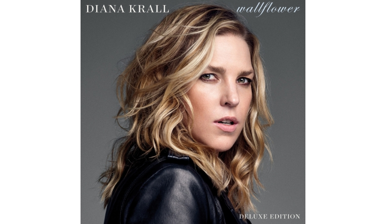 Download Diana Krall - Wallflower  (Deluxe Edition) (Universal/ Verve) im Test, Bild 1