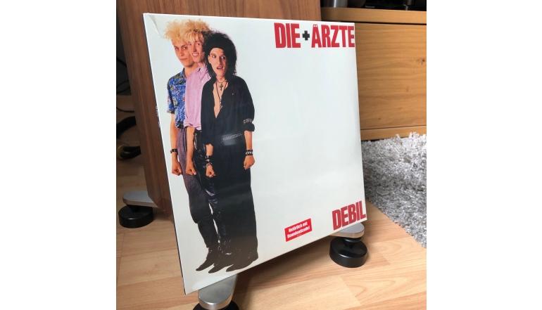 Schallplatte Die Ärzte – Debil (Re-Issue) (Sony Music) im Test, Bild 1