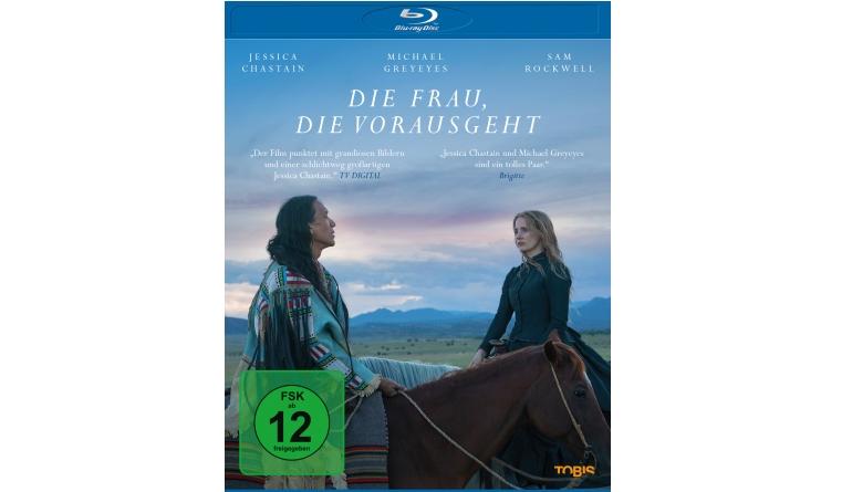 Blu-ray Film Die Frau, die vorausgeht (Universum) im Test, Bild 1