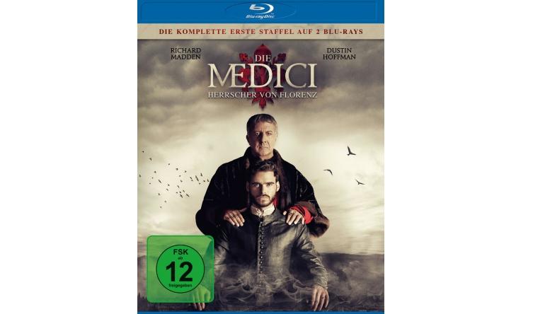 Blu-ray Film Die Medici – Herrscher von Florenz (Universum) im Test, Bild 1