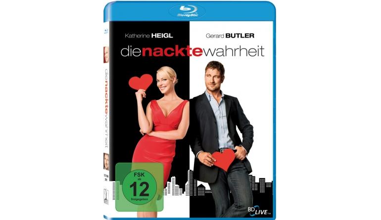 Blu-ray Film Die nackte Wahrheit (Sony Pictures) im Test, Bild 1