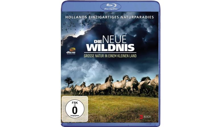 Blu-ray Film Die neue Wildnis – Große Natur in einem kleinen Land (Busche Media/Al!ve) im Test, Bild 1