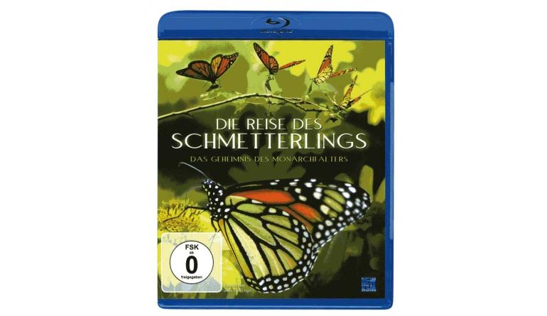 Blu-ray Film Die Reise des Schmetterlings (NEW KSM) im Test, Bild 1