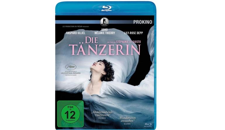 Blu-ray Film Die Tänzerin (Prokino) im Test, Bild 1