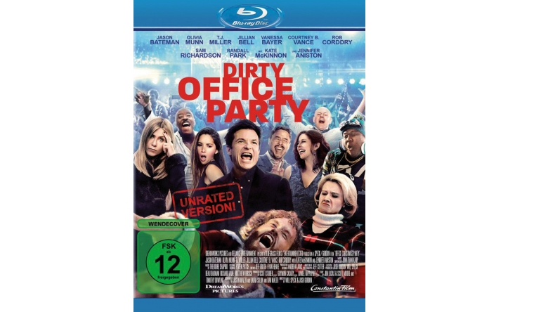 Blu-ray Film Dirty Office Party (Constantin) im Test, Bild 1