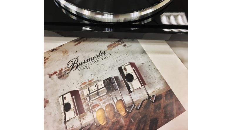 Schallplatte Diverse – Burmester Selection Vol. 1 (In-akustik) im Test, Bild 1
