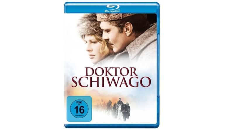 Blu-ray Film Doktor Schiwago (Warner) im Test, Bild 1