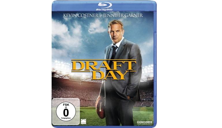 Blu-ray Film Draft Day – Tag der Entscheidung (Concorde) im Test, Bild 1