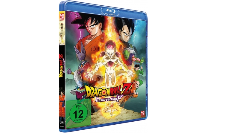 Blu-ray Film Dragonball Z: Resurrection 'F' (Universal) im Test, Bild 1