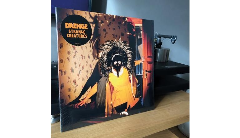 Schallplatte Drenge – Strange Creatures (Infectious Music) im Test, Bild 1