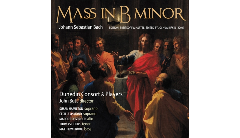Download Dunedin Consort J.S. Bach – Mass in B minor – Breitkopf & Härtel edition edited by J. Rifkin 2006 (Linn Records) im Test, Bild 1