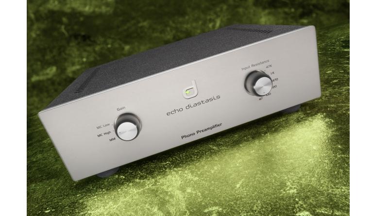 Phono Vorstufen Echo Diastasis PH-79 im Test, Bild 1