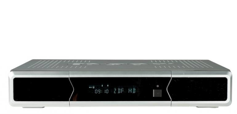 Sat Receiver ohne Festplatte Edision Argus VIP 2.0 im Test, Bild 1