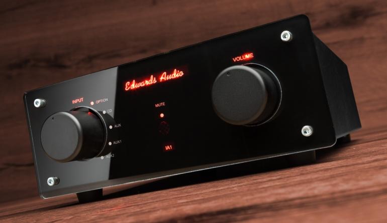 Phono Vorstufen Edwards Audio IA1 P im Test, Bild 1