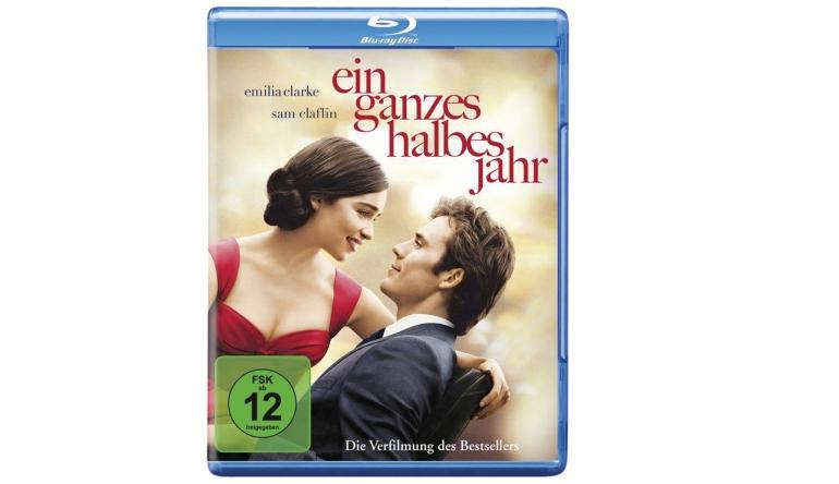 Blu-ray Film Ein ganzes halbes Jahr (Warner Bros) im Test, Bild 1