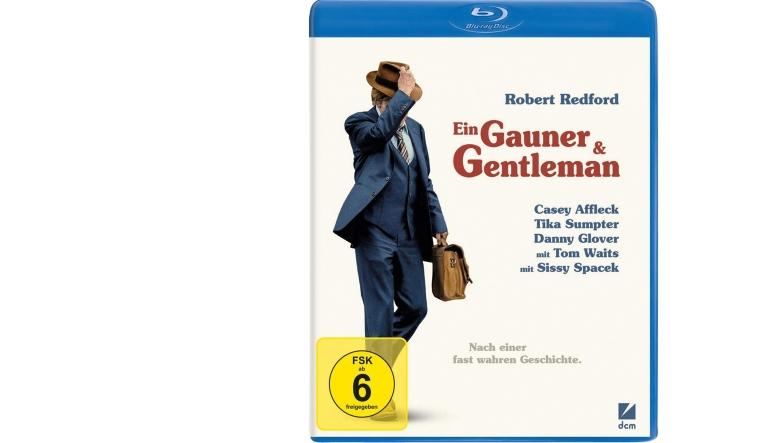 Blu-ray Film Ein Gauner & Gentleman (Universum Film) im Test, Bild 1