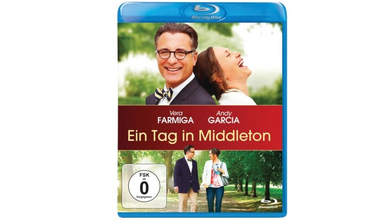 Blu-ray Film Ein Tag in Middleton (Buena Vista Home Ent) im Test, Bild 1
