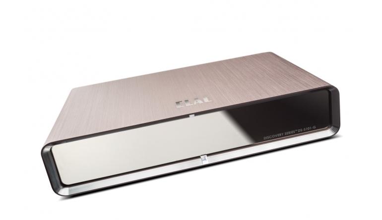 Musikserver Elac Discovery Series DS-S101-G im Test, Bild 1