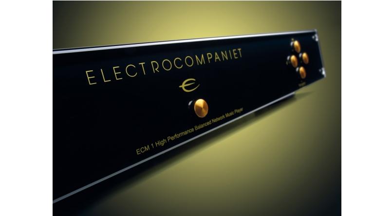 D/A-Wandler Electrocompaniet ECM 1 im Test, Bild 1