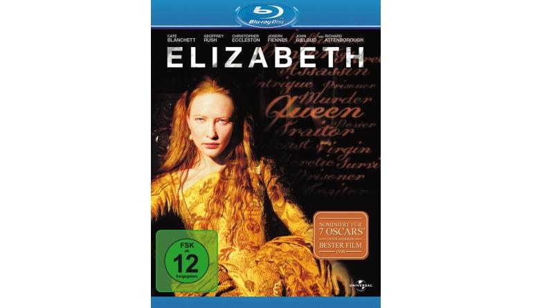 Blu-ray Film Elizabeth / Elizabeth – Das goldene Königreich (Universal) im Test, Bild 1