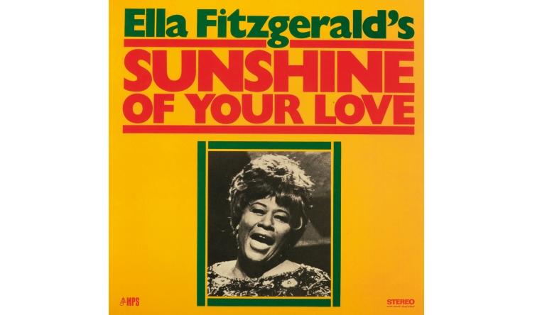 Schallplatte Ella Fitzgerald - Sunshine On Your Love (Edel Triple A Reissue Series) im Test, Bild 1