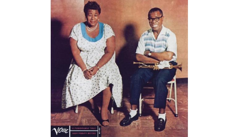 Download Ella Fitzgerald/Louis Armstrong - Ella and Louis (Verve) im Test, Bild 1