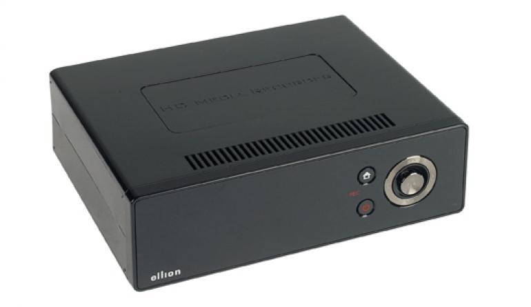 DLNA- / Netzwerk- Clients / Server / Player Ellion HMR-600H im Test, Bild 1