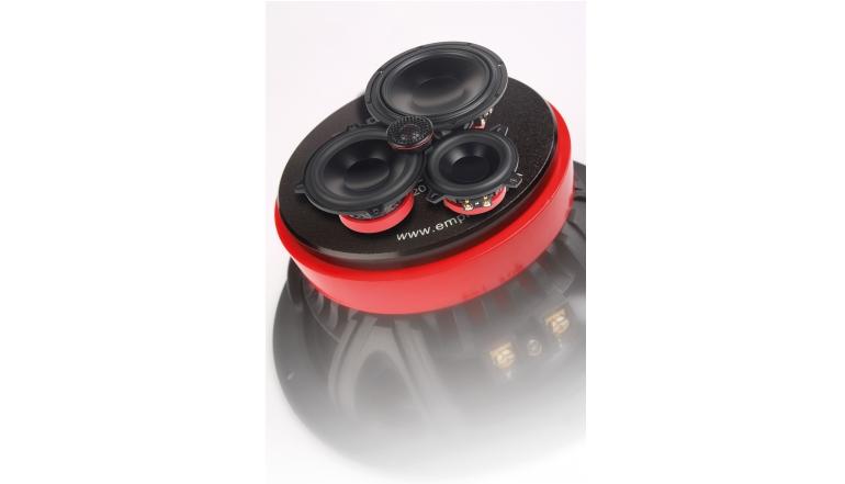 In-Car Lautsprecher Emphaser ECP-M4, Emphaser ECP-M5, Emphaser ECP-M6 im Test , Bild 1