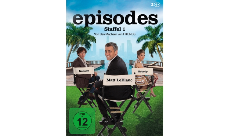 Blu-ray Film Episodes Staffel 1 (Studio Hamburg Enterprises) im Test, Bild 1