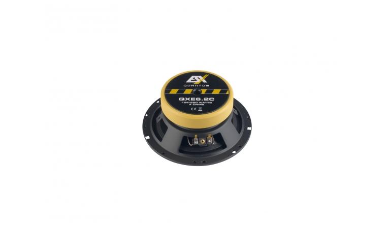 Car-HiFi-Lautsprecher 16cm ESX QXE6.2C im Test, Bild 1