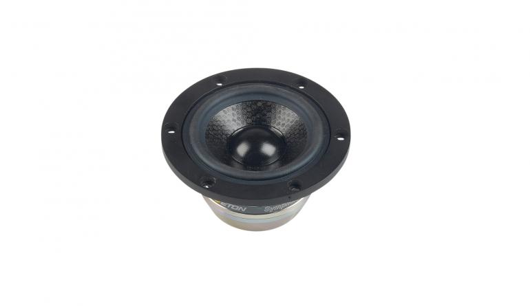 Lautsprecherchassis Tiefmitteltöner Eton 4-212/C8/25 HEX im Test, Bild 1
