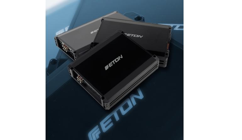 Car-HiFi Endstufe Mono Eton ECS 1200.1, Eton ECS 300.2, Eton ECS 500.4 im Test , Bild 1