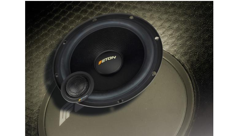 Car-HiFi-Lautsprecher 20cm Eton POW 200.2 im Test, Bild 1