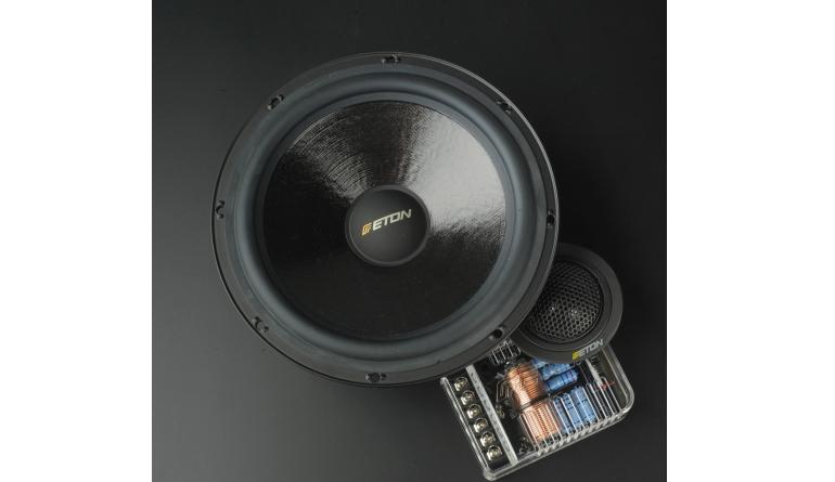 test car hifi lautsprecher 16cm eton pro 175 sehr gut. Black Bedroom Furniture Sets. Home Design Ideas