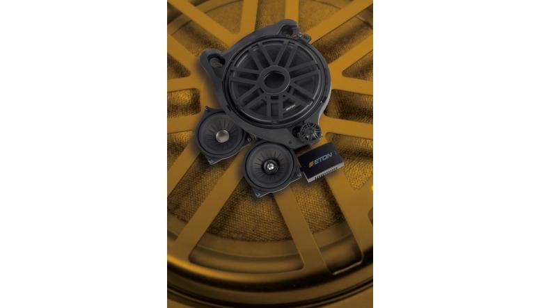 In-Car Lautsprecher fahrzeugspezifisch Eton UG MB 100 F, Eton UG MB 100 RX im Test , Bild 1