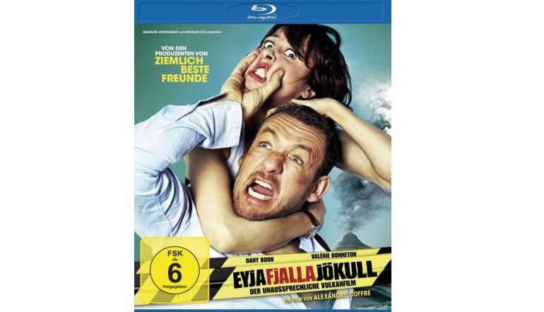 Blu-ray Film EYJAFJALLAJÖKULL – Der unaussprechliche Vulkanfi lm (Universum) im Test, Bild 1