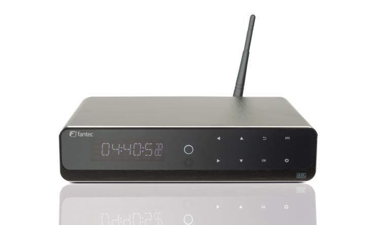 DLNA- / Netzwerk- Clients / Server / Player Fantec 4KP6800 im Test, Bild 1
