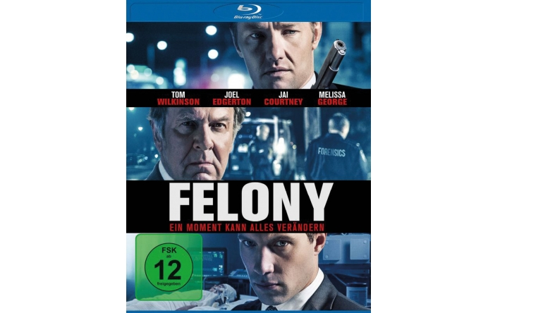Blu-ray Film Felony – Ein Moment kann alles verändern (Universum) im Test, Bild 1