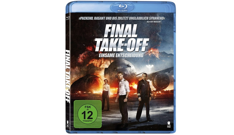 Blu-ray Film Final Take-Off – Einsame Entscheidung (Tiberius) im Test, Bild 1