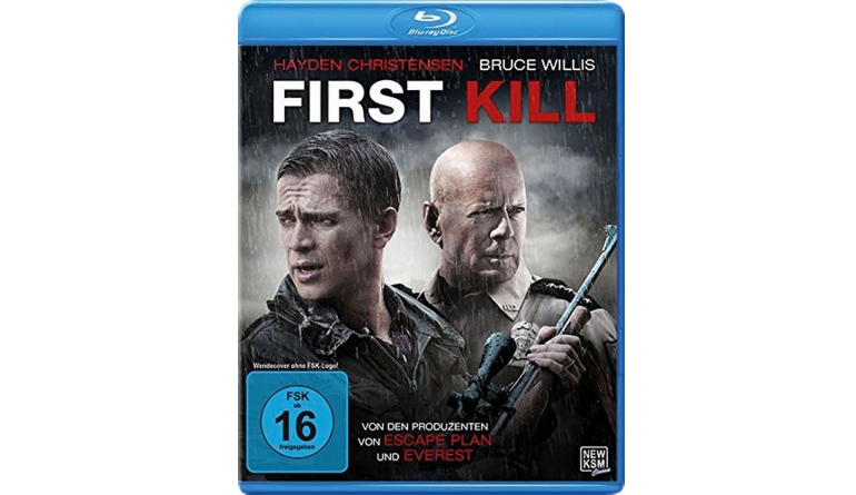 Blu-ray Film First Kill (KSM) im Test, Bild 1