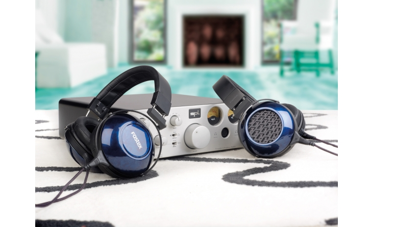 Kopfhörer Hifi Fostex TH900mk2 5th Anniversary, Fostex TH909 Sapphire Blue im Test , Bild 1