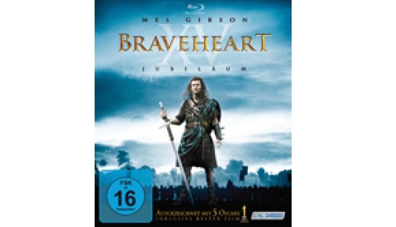 Blu-ray Film Fox Braveheart im Test, Bild 1
