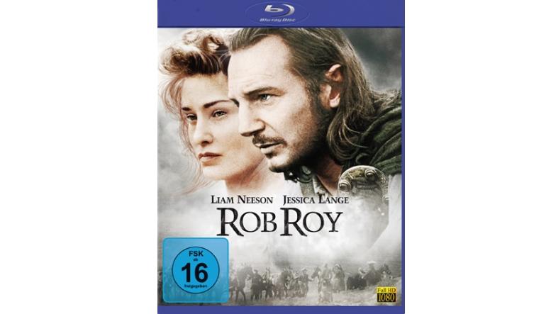 Blu-ray Film Fox Rob Roy im Test, Bild 1
