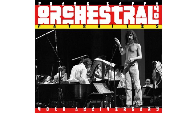 Schallplatte Frank Zappa – Orchestral Favorites (Zappa Records) im Test, Bild 1