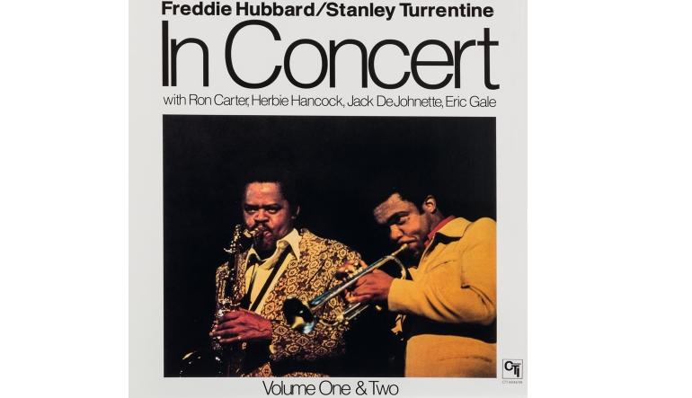 Schallplatte Freddie Hubbard / Stanley Turrentine - In Concert – Volume One & Two (CTI / Speakers Corner) im Test, Bild 1