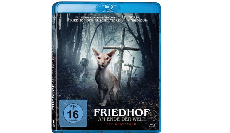 Blu-ray Film Friedhof am Ende der Welt (Sony Pictures Entertainment) im Test, Bild 1