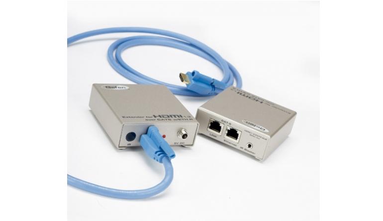 Zubehör Heimkino Gefen EXT-HDMI 1.3CAT5-ELR im Test, Bild 1
